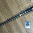 2003 JOSH BARFIELD Auto GU All-Star Bat, Photomatched!