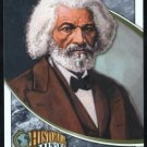 2009 UD Football Heroes FREDERICK DOUGLASS Card #'D 1/1