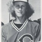 BRET SABERHAGEN'S 1980 High School Yearbook, MLB/Royals