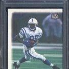 1997 Score Board #93 MARVIN HARRISON RC PSA 10 Colts