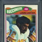 1977 Topps #268 Louis Carter Card PSA 9 Buccaneers
