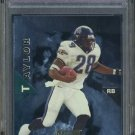 1998 Playoff Momentum FRED TAYLOR RC PSA 10 Jaguars