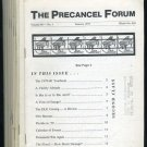 Precancel (Stamp) Forum Magazine, 1979 Year Set