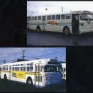 Motorcoach Bus (British Columbia/GM) Postcard Lot