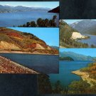 Idaho & Wyoming's PALISADE RESERVOIR Photo Postcard Lot