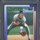 1990 Topps #360 PAUL MOLITOR Card PSA 10 Brewers