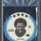 1976 Buckmans Discs MEL GRAY Card PSA 10 Cardinals