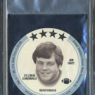 1976 Buckmans Discs JIM HART Card PSA 10 Cardinals