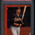 1991 Stadium Club 316 SAM HORN PSA 10 Baltimore Orioles