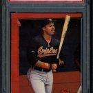 1991 Stadium Club 316 SAM HORN PSA 10 Baltimore Orioles