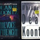 DEAN KOONTZ Horror Paperback Used Book Lot/Collection