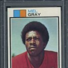 1973 Topps #297 Mel Gray Card PSA 8 Cardinals
