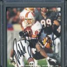 1997 Fleer ROBB THOMAS Signed Card PSA/DNA Buccaneers