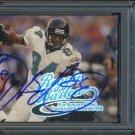 1999 Ultra #136 Reggie Barlow Auto Card PSA/DNA Vikings