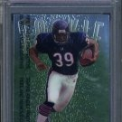 1998 Topps Finest #131 CURTIS ENIS RC PSA 10 Bears