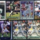 RANDALL CUNNINGHAM Card Lot, w/1987 Topps RC, Spanish+
