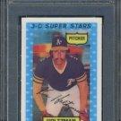 1974 Kellogg's #31 KEN HOLTZMAN Card PSA 10 Oakland A's