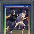 1990 Score #25 JOHN ELWAY Card PSA 10 Broncos HOF