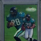 1998 Topps Gold Label FRED TAYLOR RC PSA 10 Jaguars