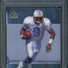 1998 SP Authentic #121 STEVE McNAIR Card PSA 10 Titans