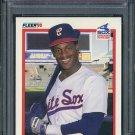 1990 Fleer #548 SAMMY SOSA RC PSA 10 White Sox