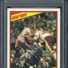 1984 Topps #322 LAWRENCE TAYLOR Card PSA 9 Giants