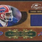 2007 Donruss Classics THURMAN THOMAS GU Jersey Card 100