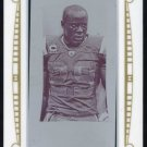 2009 Topps Mayo LEON WASHINGTON Printing Plate Card 1/1