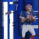 2005 Leaf Cert. Materials #123 DOUG FLUTIE #'d 15/50