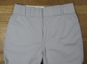 1988 GARY WARD Game Used Yankees Pants, Steiner COA