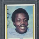 1974 Topps #390 DEACON JONES Card PSA 8 Chargers