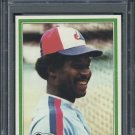 1981 Topps #42 Jerry White Card PSA 10 Expos