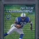1999 Stadium Club Chrome NC10 EDGERRIN JAMES PSA 10
