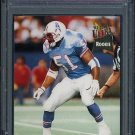 1993 Ultra #158 MICHAEL BARROW RC PSA 10 Oilers