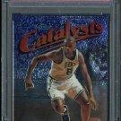 1997 Finest #126 ANTOINE WALKER Card PSA 10 Celtics