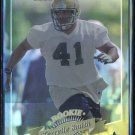 2000 Donruss Stat Line #201 Terrelle Smith RC 03/22