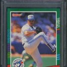 1991 Donruss #473 DAVID WELLS PSA 10 Blue Jays