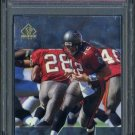 1998 SP Authentic #118 TRENT DILFER Card PSA 10 Bucs