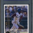 2000 Just the Preview 2k TONY MOTA Auto RC, Graded