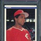 1984 Fleer #483 MARIO SOTO Card PSA 10 Reds