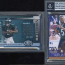 2000 Donruss Pref DONOVAN McNABB BGS GU Card Lot