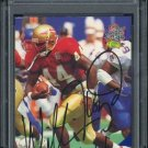 1994 Classic #55 WILLIAM FLOYD Auto RC PSA/DNA 49ers
