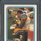 1988 Topps #295 JACKIE SLATER PSA 10 Rams/HOF