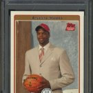 2006 Topps #218 SHELDEN WILLIAMS RC PSA 10 Duke
