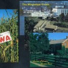 Iowa Postcard Lot; Mississippi Queen, Amana Museum+