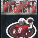 1996 Crown Pro Die-Cut #5 Steve Young Magnet Card