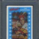1982 Kellogg's #34 ART HOWE 3-D Card PSA 10 Astros