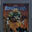 1997 Finest #214 DORSEY LEVENS Refractor PSA 10 Packers