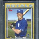 2004 Topps Gold #321 TIM FREND Card BGS 9.5 Royals