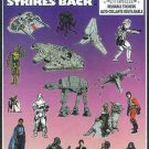 1997 STAR WARS Empire Strikes Back Reusable Sticker Set